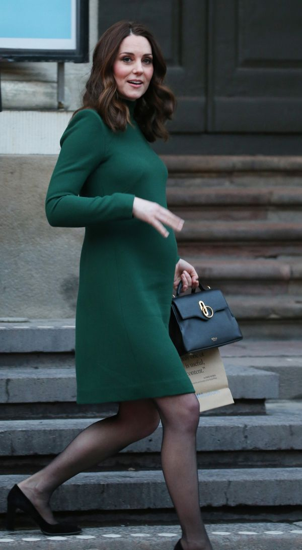 Kate visits the Nobel Museum on Jan. 30.