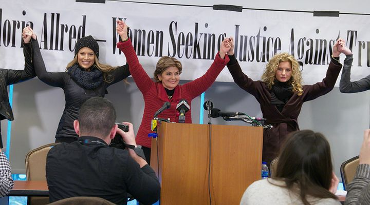This profile of women's rights attorney Gloria Allred is a behind-the-scenes look of the sexual misconduct stories that...