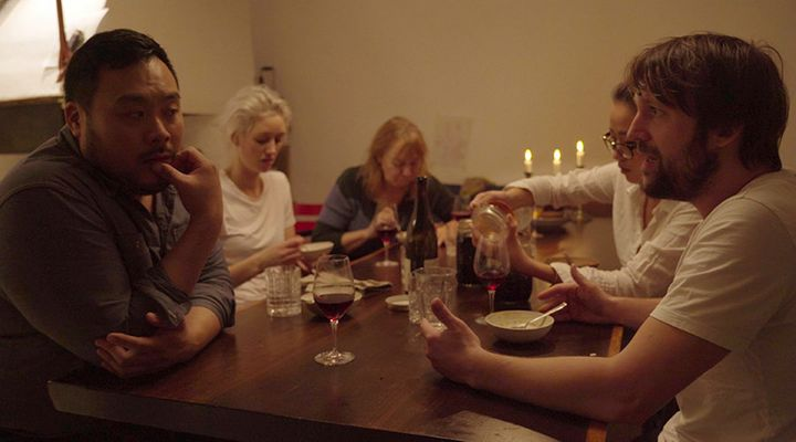 A food-based reality show centered aroundcelebrity restaurateur David Chang. The premise is to showcase food from aroun...