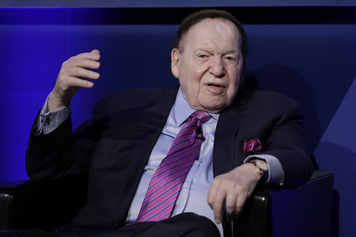 The Las Vegas Review-Journal was purchased by Wynn's longtime business rival Sheldon Adelson in 2015.