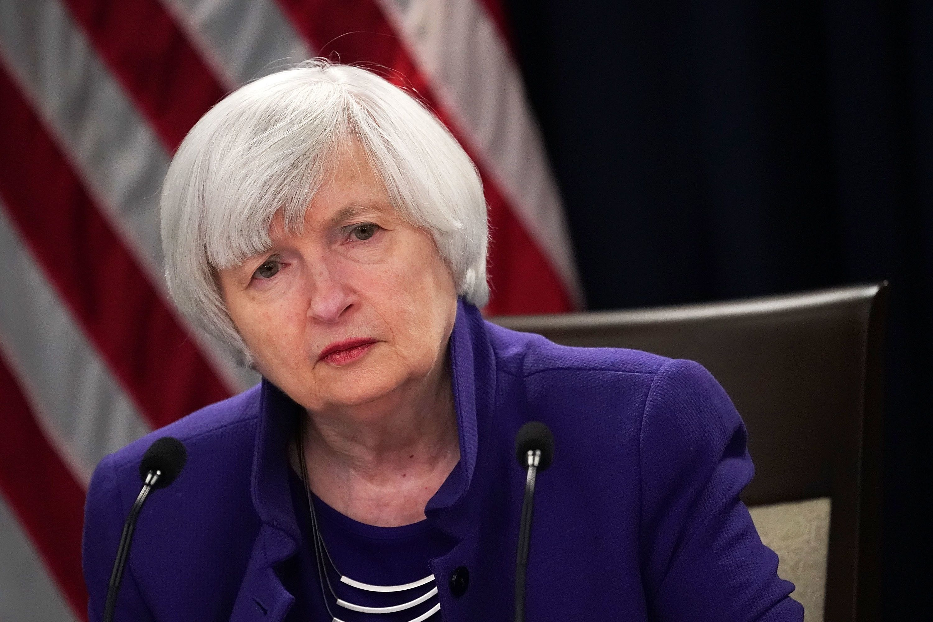Departing Fed Chair Janet Yellen has ordered Wells Fargo to replace four of its board members.
