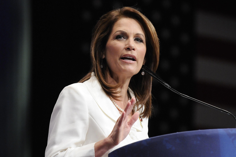 God's order to Michele Bachmann: Don't run for Sen. Al Franken seat