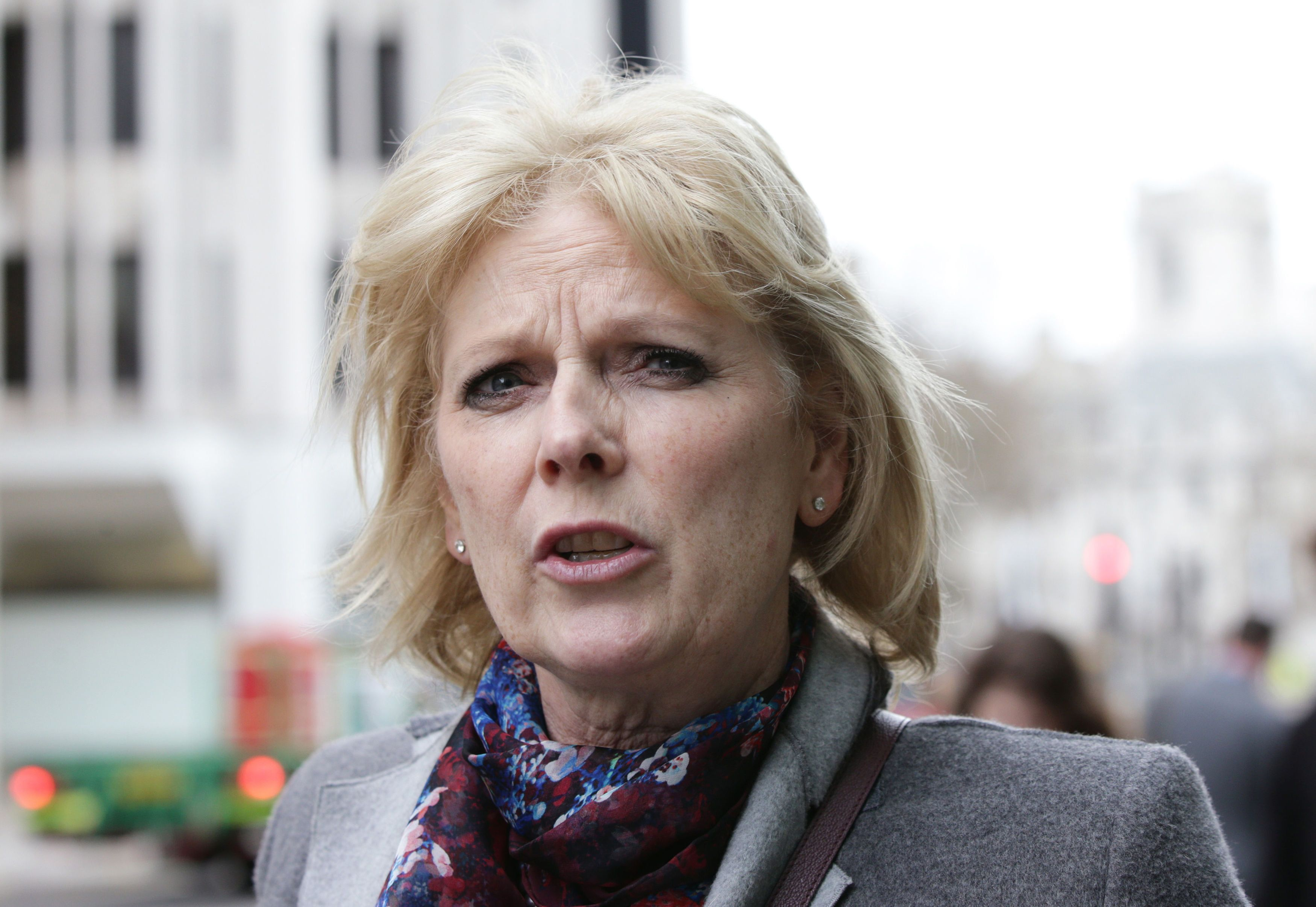 """<strong>Anna Soubry: """"They have taken down Major, they took down Cameron, two great leaders neither of whom stood up to them""""</strong>"""