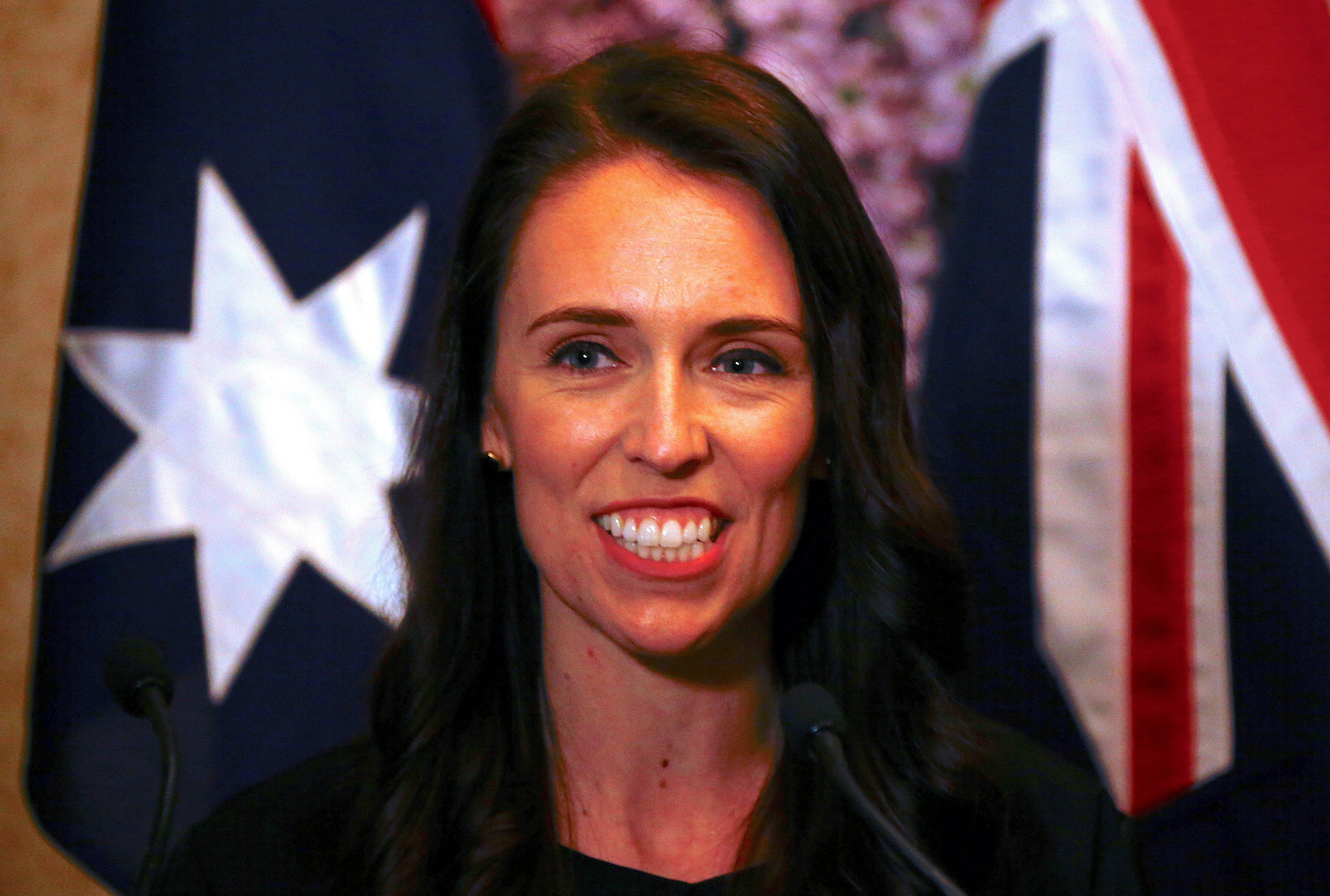 New Zealand Leader Is Considering An Offer To Bury Her Child's