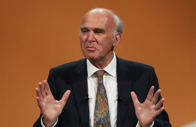 Vince Cable could see his party surge to 18% in the polls if Labour and the Tories embrace Brexit, a...