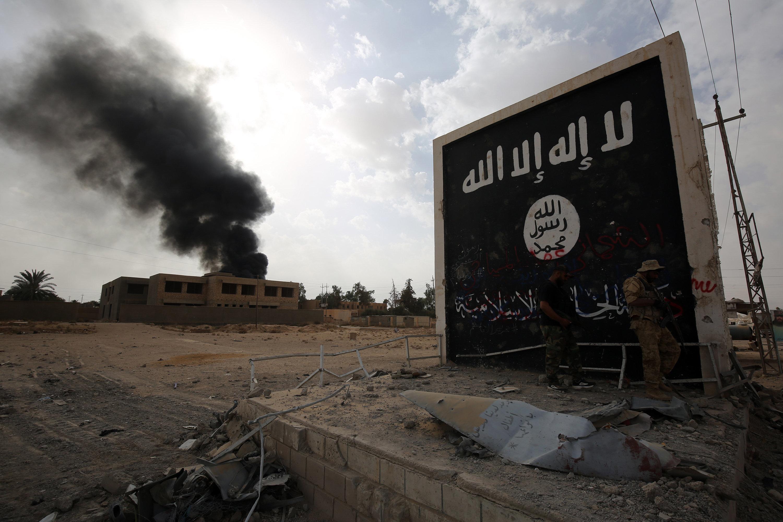 IS에 합류한 미국인이 적응에 어려움을 겪는