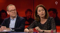 """Sexismus-Debatte bei """"Hart aber fair"""": SPD-Frau Barley erzählt, was hinter den Kulissen passierte"""