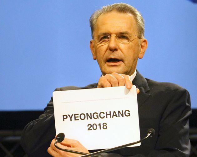 2011년 7월 6일(한국시간), 2018 올림픽 개최지가 '평창'으로