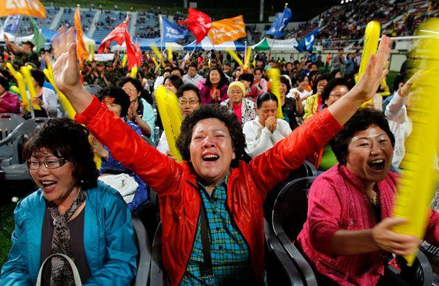 '2018 평창 동계올림픽'이 확정된 순간, 평창