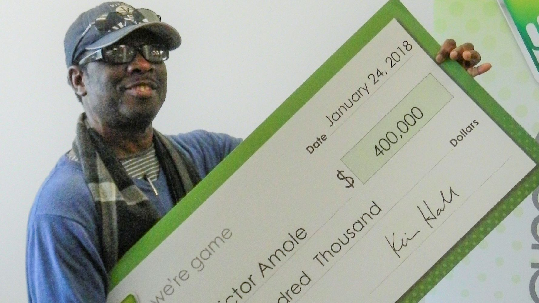 Virginia Man Wins The Lottery By Playing Numbers From A Dream | HuffPost