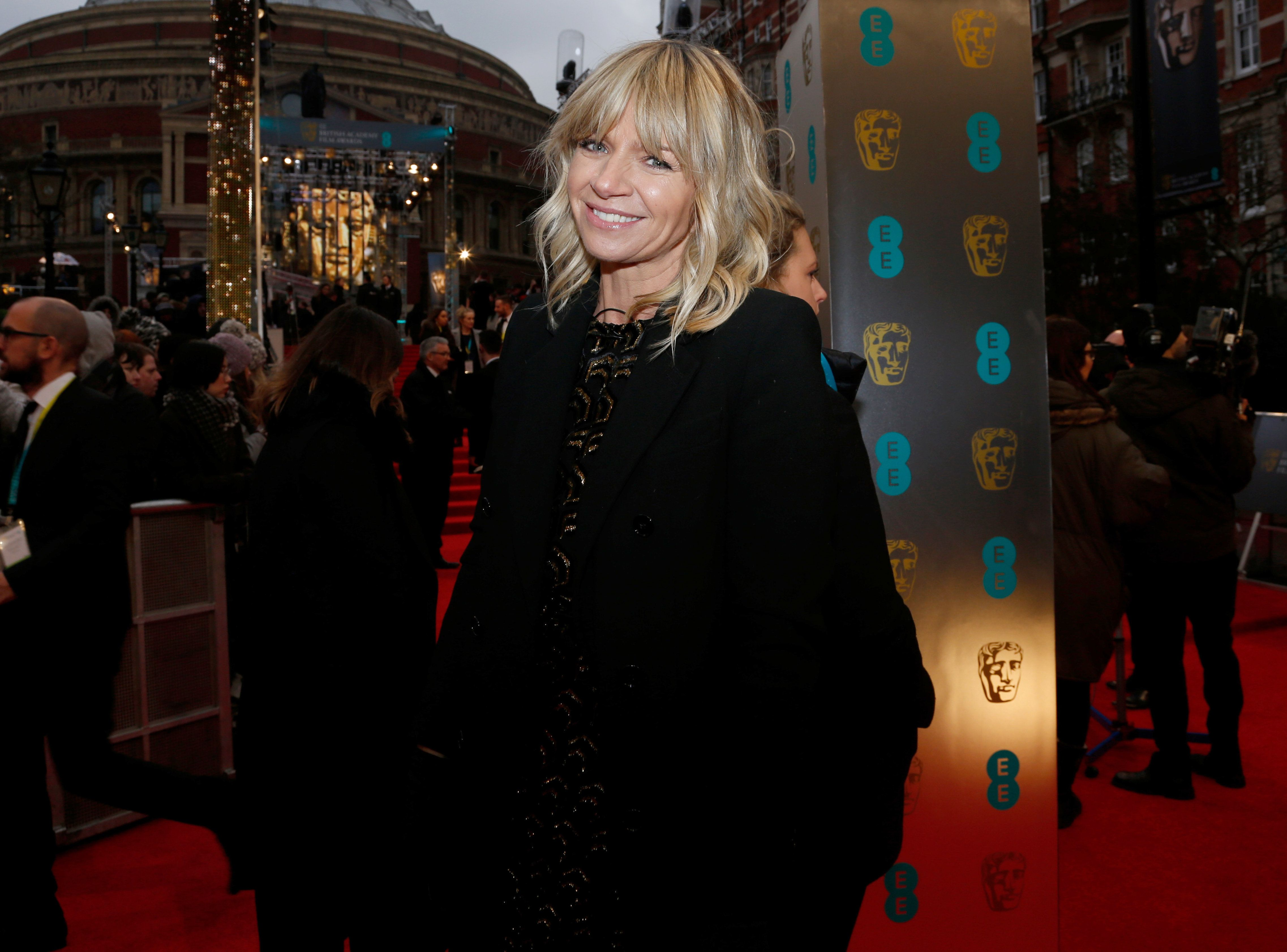 Zoe Ball Plans Sport Relief Cycling Challenge In Honour Of Her Late Boyfriend, Billy
