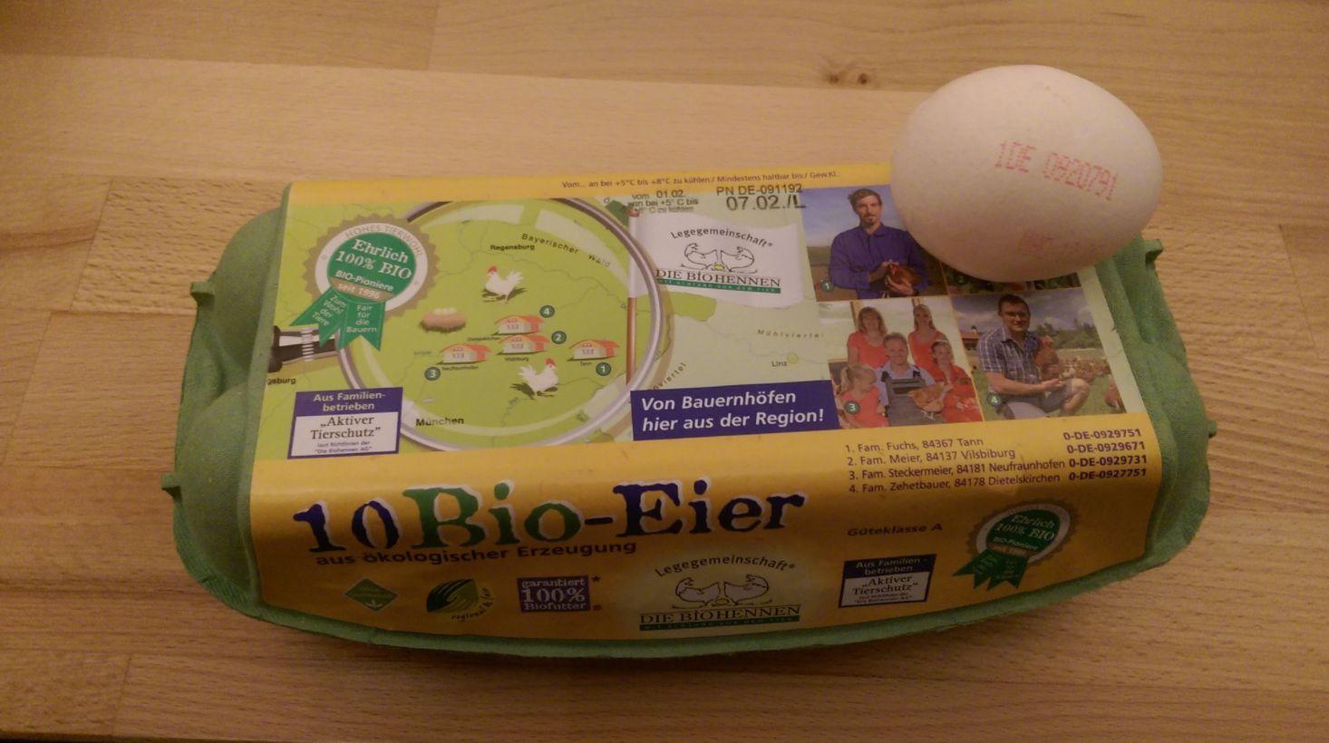Kunde stellt Edeka eine Frage zu Bio-Eiern – und deckt damit eine perfide Masche auf