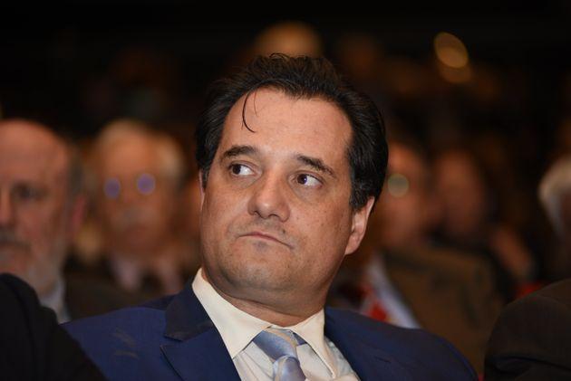 Ο Γεωργιάδης απειλεί με μήνυση τον Παπαγγελόπουλο για την δικογραφία σχετικά με σκάνδαλο