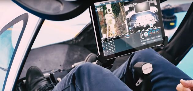 Ehang's 184 Passenger Drone Takes To The Skies In Remarkable