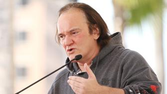 HOLLYWOOD, CA - MAY 04:  Quentin Tarantino attends the ceremony honoring Goldie Hawn and Kurt Russell with a Star on The Hollywood Walk of Fame held on May 4, 2017 in Hollywood, California.  (Photo by Michael Tran/FilmMagic)