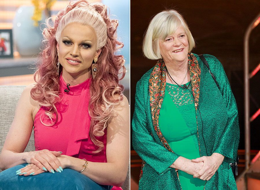 Courtney Act Calls For 'CBB' Fans To Show Ann Widdecombe 'Compassion And