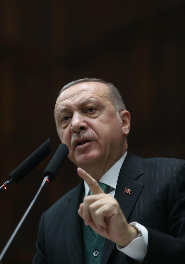 Ερντογάν: Η στρατιωτική παρουσία των ΗΠΑ στη Συρία μετά τον ISIS έχει στόχο Τουρκία, Ρωσία και