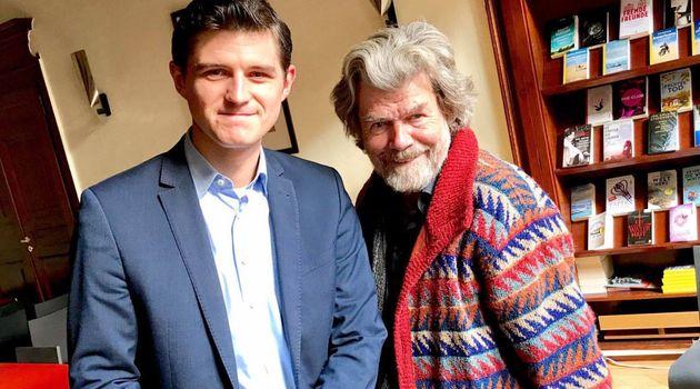 Was wir von Reinhold Messner über Mut