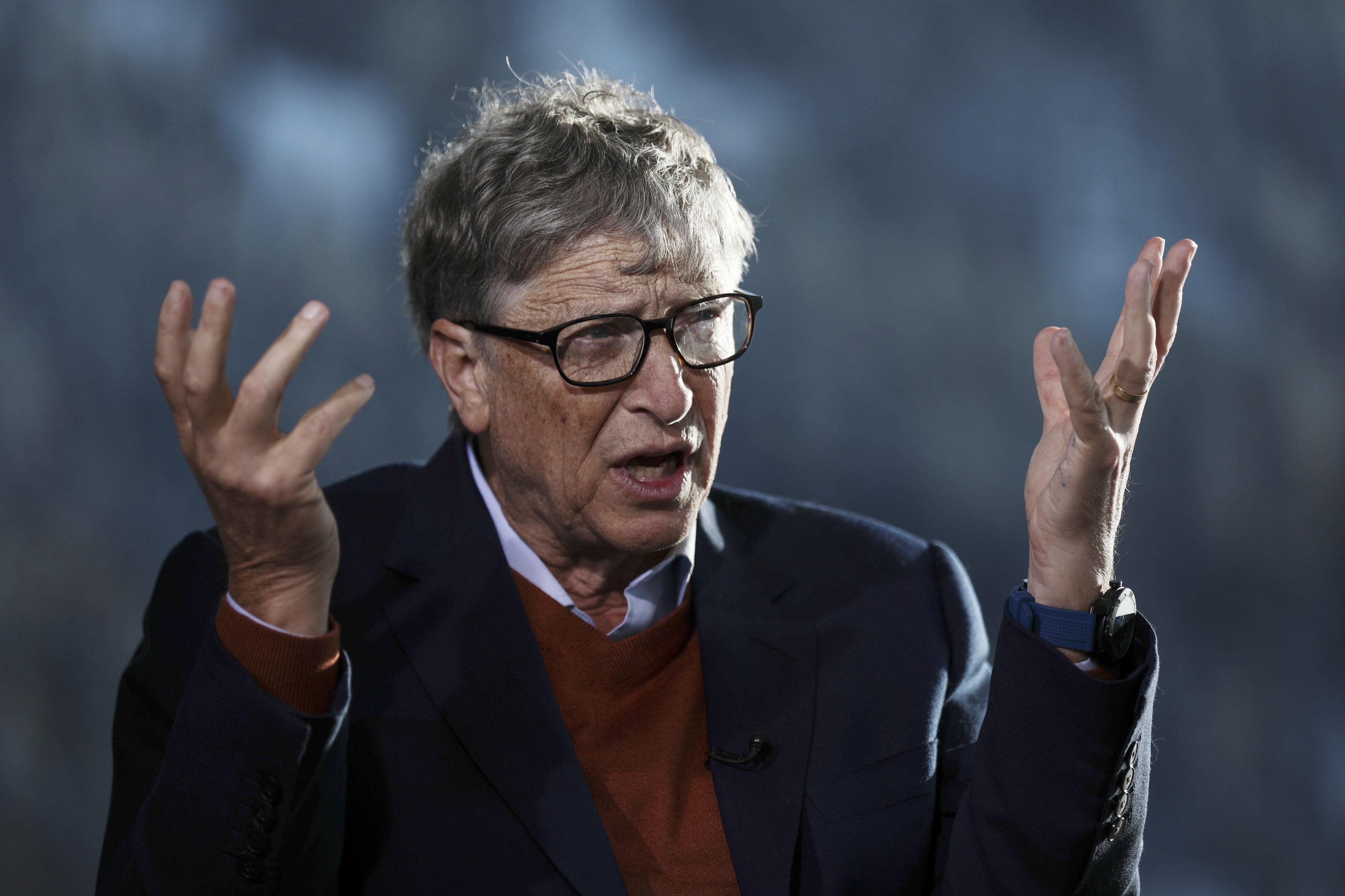 Bill Gates behauptet: Unbekannte Krankheit könnte 30 Millionen Menschen innerhalb eines Jahres töten