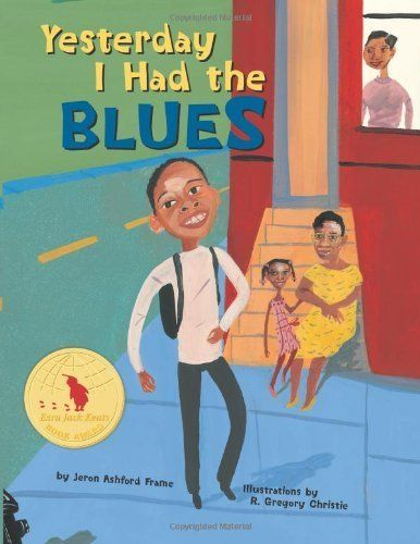 <i>Yesterday I Had The Blues </i>offers insight for kids about openly discussing their emotions and the colors associate