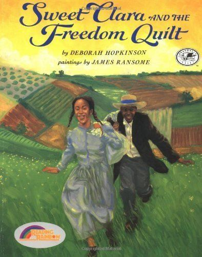This 1995 classic is a fictional story of a seamstress who helps fellow enslaved people find freedom on the Underground Railr