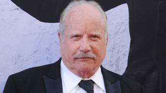 HOLLYWOOD, CA - JUNE 08:  Actor Richard Dreyfuss attends the AFI Life Achievement Award gala at Dolby Theatre on June 8, 2017 in Hollywood, California.  (Photo by Jason LaVeris/FilmMagic)
