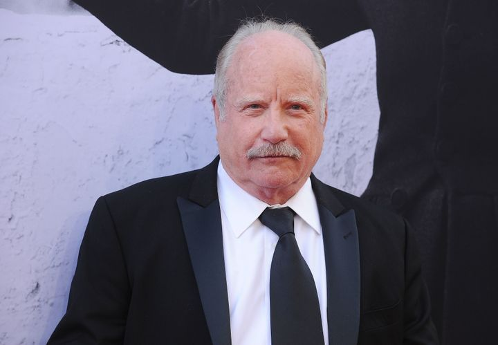 Actor Richard Dreyfuss, seen in 2017, has been accused of groping fans backstageat a Broadway production in 2004.