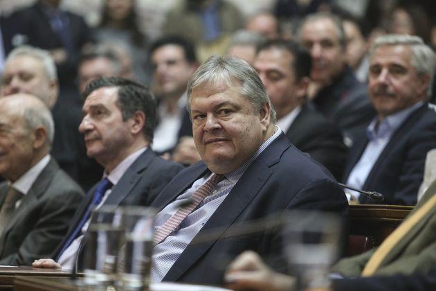 Βενιζέλος: Να αρθεί το καθεστώς προστασίας των μαρτύρων της