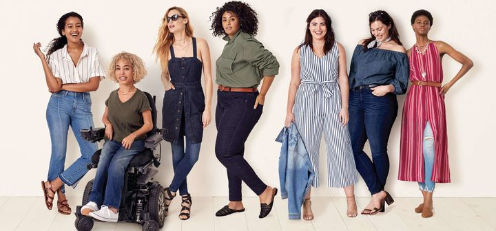 "The new denim-inspired women&rsquo;s brand,&nbsp;<a href=""https://www.target.com/c/universal-thread/-/N-rgtfe#lnk=snav_rd_universal_thread&amp;Nao=0&amp;sortBy=PriceLow"" target=""_blank"">Universal Thread</a>, includes an assortment of versatile and inclusive grab-and-go accessories and apparel from sizes 00 to 26W."