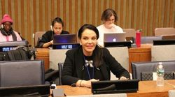 Στον ΟΗΕ μίλησε η Ελληνίδα πρέσβης για τον αθλητισμό. «Δεν είναι δυνατόν το 2018 να υπάρχουν αναλφάβητα