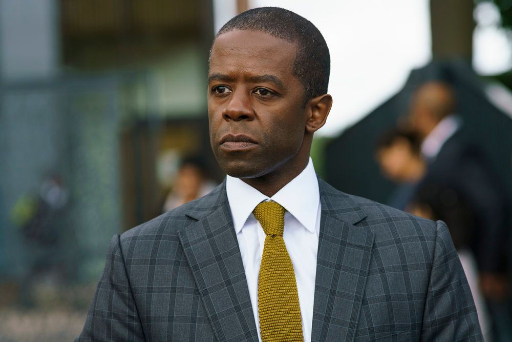 Adrian Lester Teases Possibility Of A Second Series Of