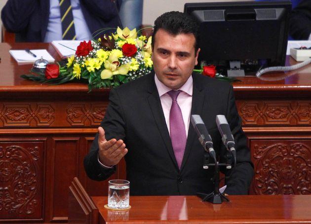 Ο Ζάεφ άλλαξε όνομα σε αεροδρόμιο και αυτοκινητόδρομο. Έτοιμη η ΠΓΔΜ να αποδεχθεί γεωγραφικό προσδιορισμό...