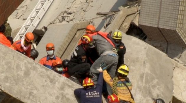 Σεισμός 6,4 Ρίχτερ στην Ταϊβάν. Πληροφορίες για τουλάχιστον 2