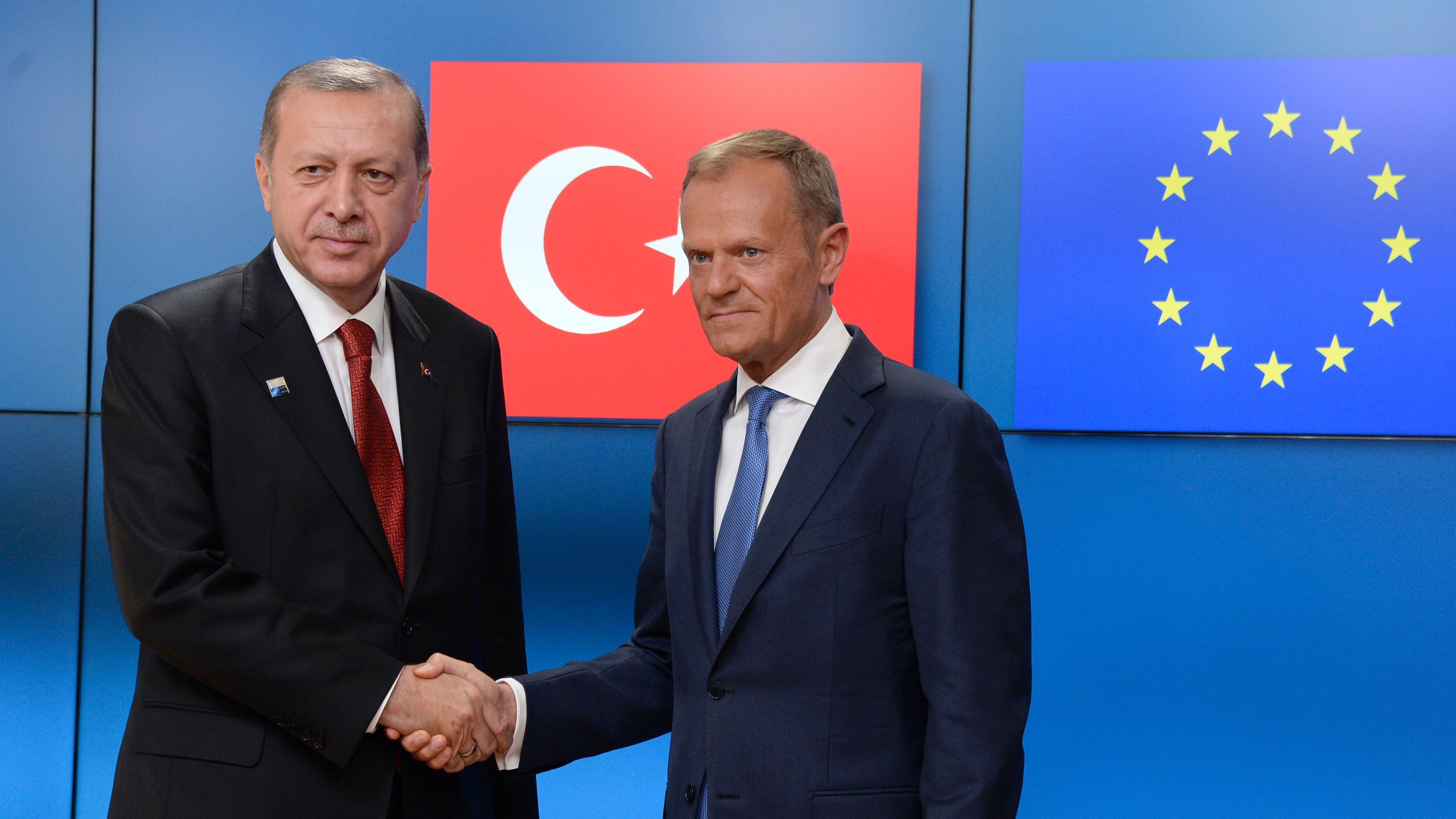 Σύνοδο ΕΕ-Τουρκίας το Μάρτιο στη