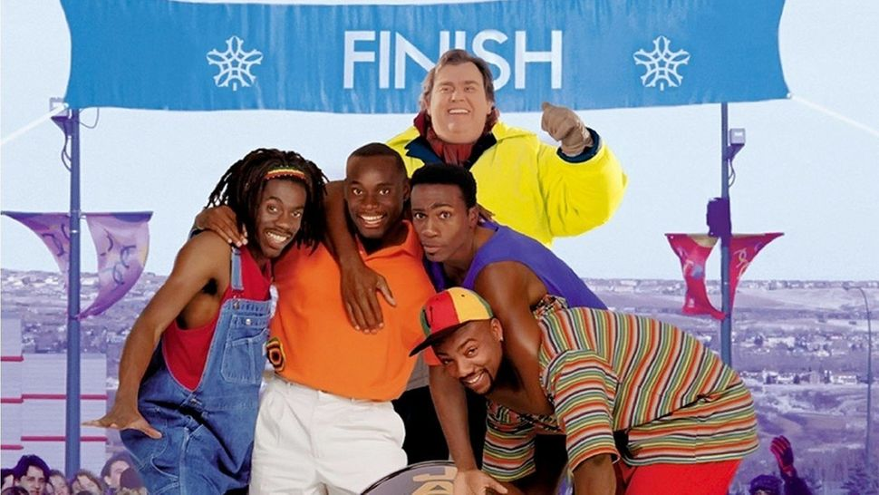 """Cool Runnings"" on Netflix"