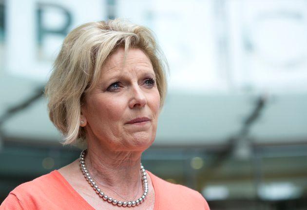 Former minister Anna