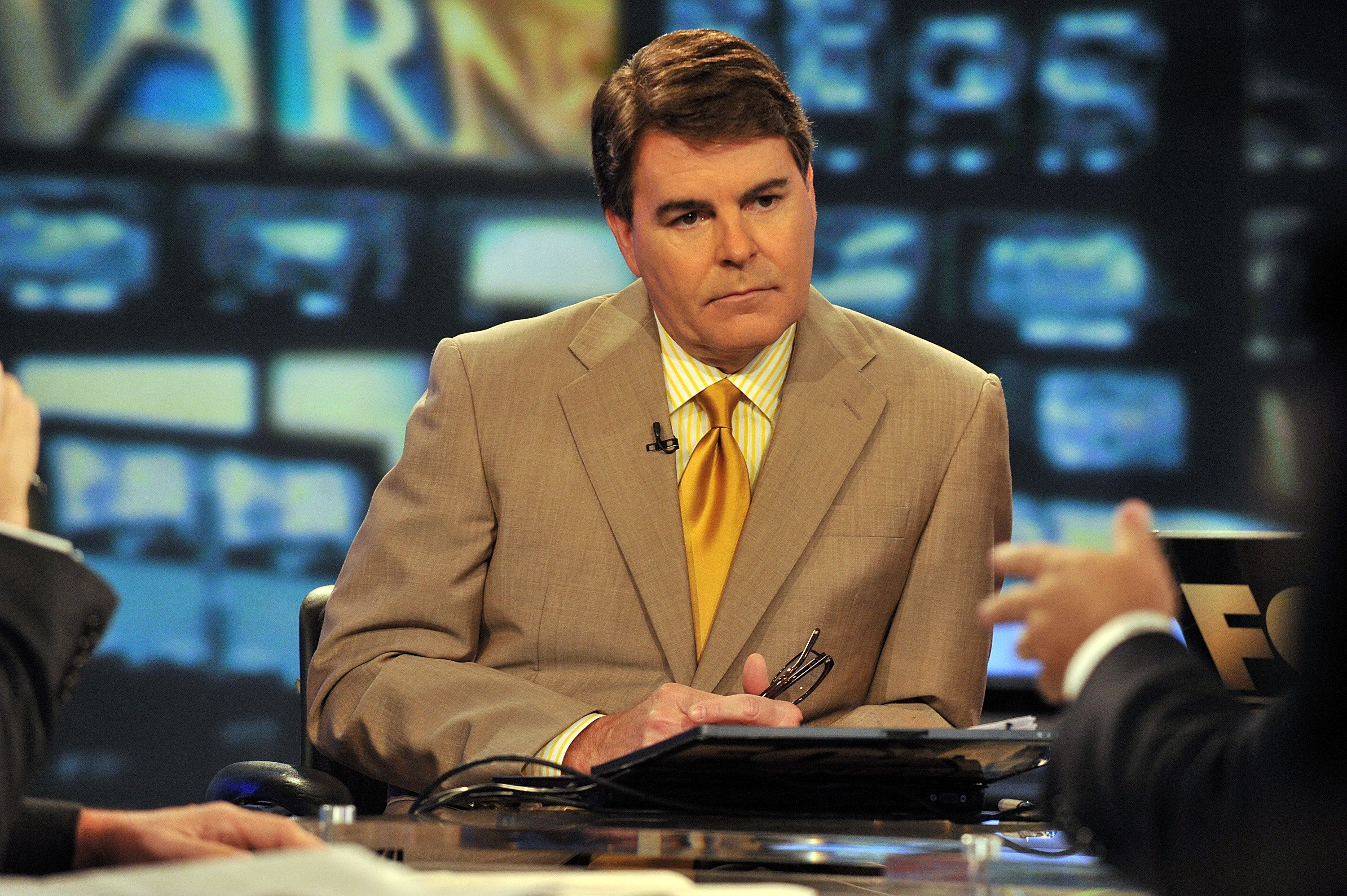 "Fox News legal analyst Gregg Jarrett has been calling the FBI the ""shadow government."""