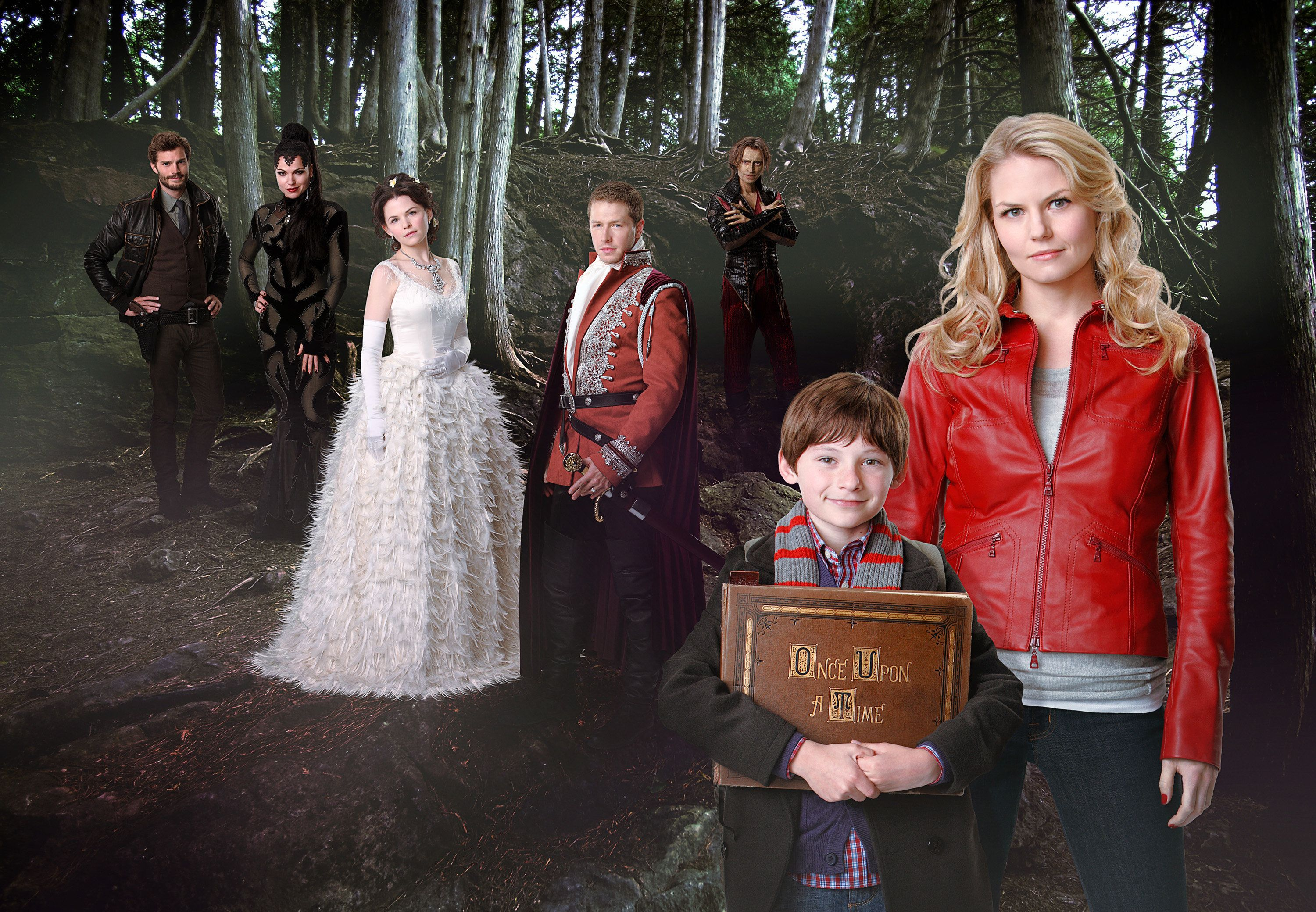 Once Upon a Time Ending After Season 7