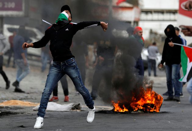 Ένας Παλαιστίνιος νεκρός και πολλοί τραυματίες σε συγκρούσεις στη Νάμπλους με ισραηλινές