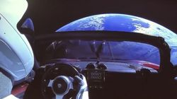 Elon Musk Has Sent A Tesla To Mars Aboard The World's 'Most Powerful'