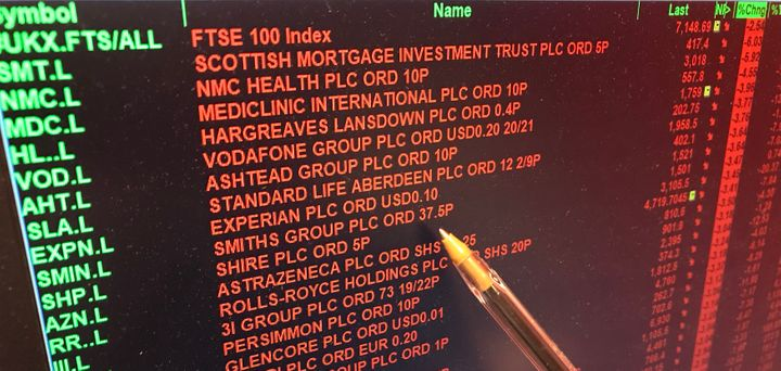 How To Handle A Stock Market Drop When Youre Retired Huffpost