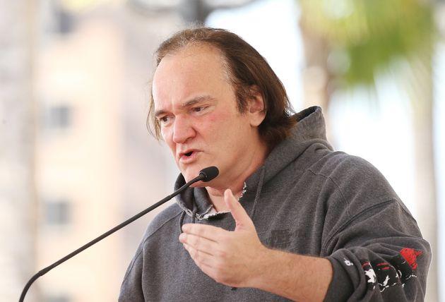 쿠엔틴 타란티노가 로만 폴란스키 옹호 발언으로 논란에