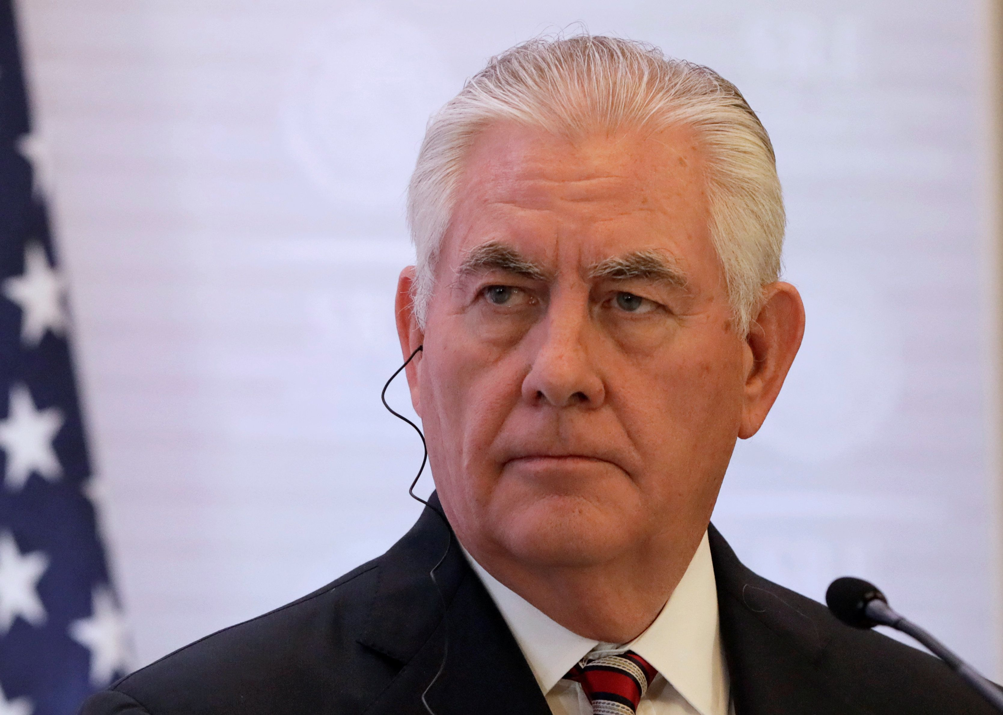 Rex Tillerson Says Russia Is Already Trying To Meddle In 2018