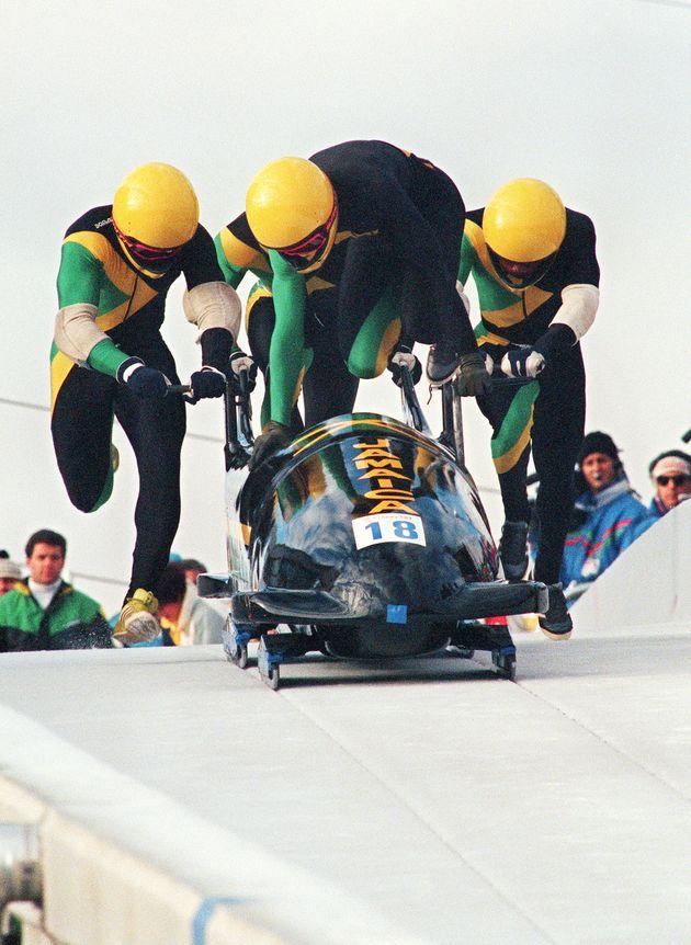 Real 'Cool Runnings' Hero Enjoying Olympics in