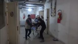 VIDEO: Newborn Babies Reportedly Evacuated From Syrian Hospital Amid Russian