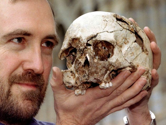Ancient Britons Had 'Dark To Black' Skin Reveals Cheddar Man