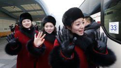 O Κιμ τρέλανε τους πάντες με 229 πανέμορφες μαζορέτες που έστειλε στους Χειμερινούς