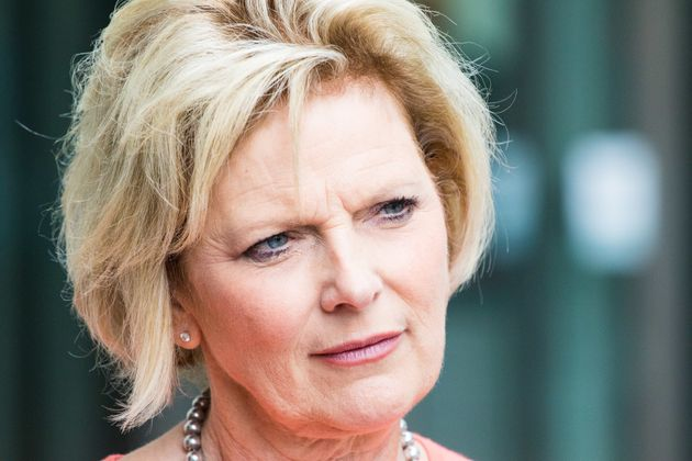 Anna Soubry Reveals She Received Death Threat After Calling For Jacob Rees-Mogg To Be 'Slung' Out Of...