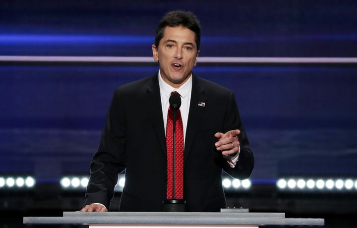 Scott Baio, pictured in 2016 at the Republican National Convention, said he had sex with Nicole Eggert when she was 18.
