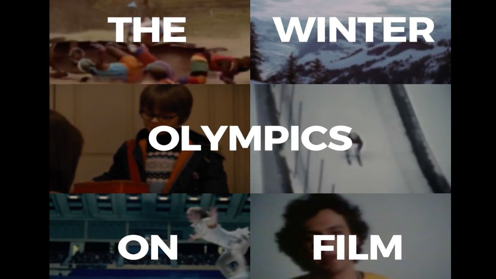 The Best Winter Olympics-Inspired